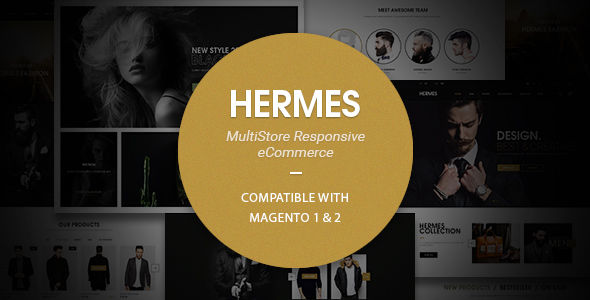 Hermes by The_Blue_Sky (Magento theme)