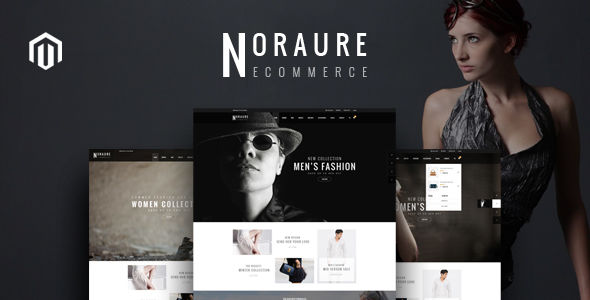 Noraure by Alotheme (Magento theme)