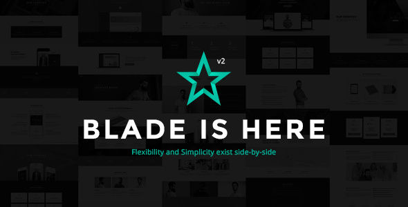Blade by Greatives (multi-purpose WordPress theme)