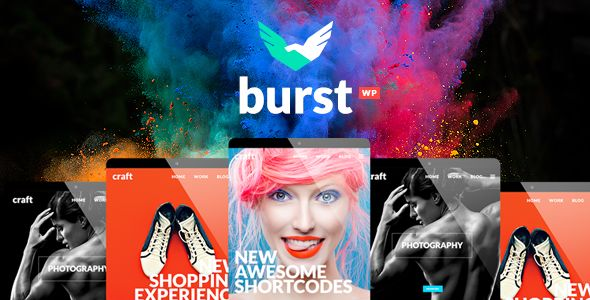 Burst by Mikado-Themes (multi-purpose WordPress theme)
