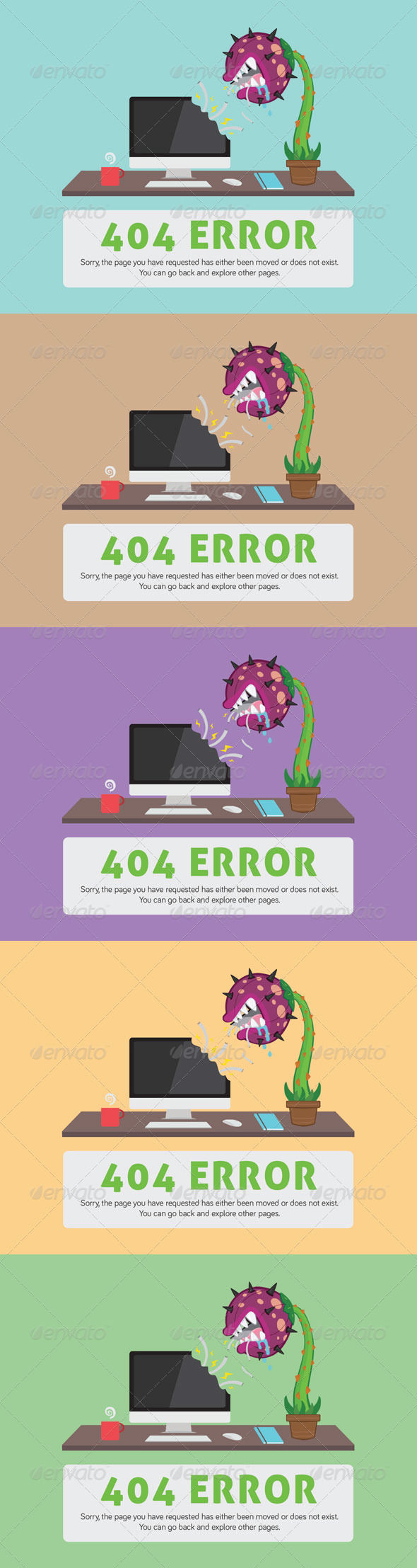27 Awesome Layered 404 Error Page Templates Buildify Boat Electrical Wiring Diagrams Not Found Ever Carnivorous Plant Web By Addtofavorites Template