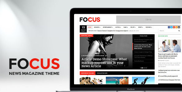DW Focus by Designwall_wp (magazine WordPress theme)