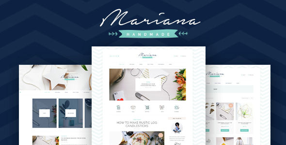 Mariana by ThemeREX (magazine WordPress theme)