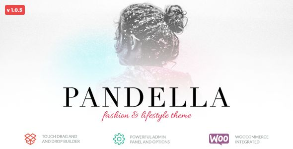 Pandella by Upcode (magazine WordPress theme)