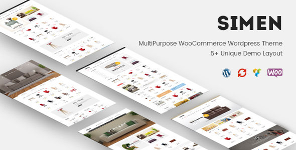 Simen by Snstheme (multi-purpose WordPress theme)