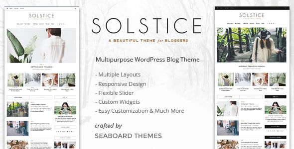 Solstice by Seaboardthemes (magazine WordPress theme)