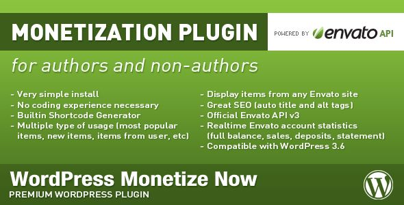 WordPress Monetize Now by OceanicBreeze (WordPress advertising plugin)