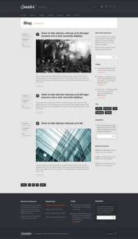 Eventor - Event Management WordPress Theme