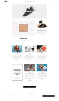 Goodz Magazine - Responsive Blog - Magazine WordPress Theme