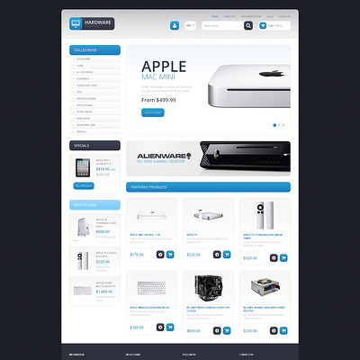 22 of the Best Shopify Themes for Electronics Stores | Buildify