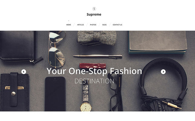 best wordpress themes fashion blogs feature