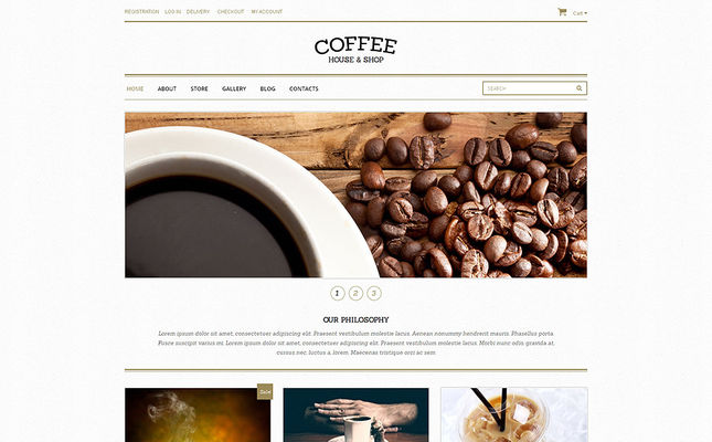 best woocommerce themes tea coffee stores feature