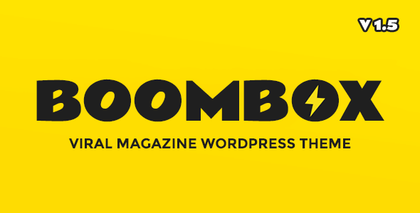 BoomBox (viral WordPress theme with frontend submission) Item Picture