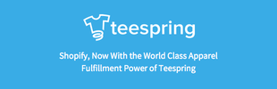 Fulfillment By Teespring (ecommerce app) Item Picture