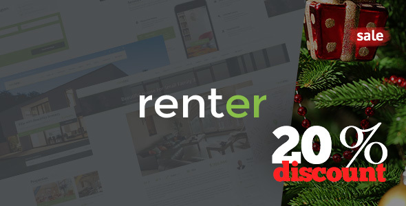 Renter (real-estate WordPress theme) Item Picture