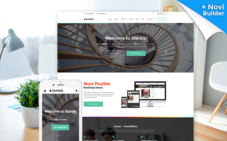 12 captivating wordpress themes for your 2017 business website 12 captivating wordpress themes for your 2017 business website rebuild buildify wajeb Gallery