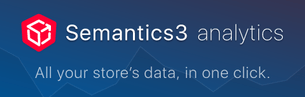 semantics3 analytics shopify apps