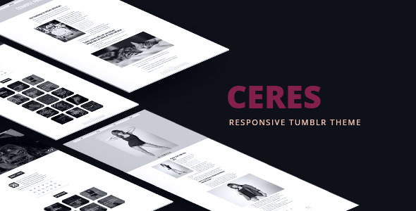 Ceres (Tumblr theme) Item Picture