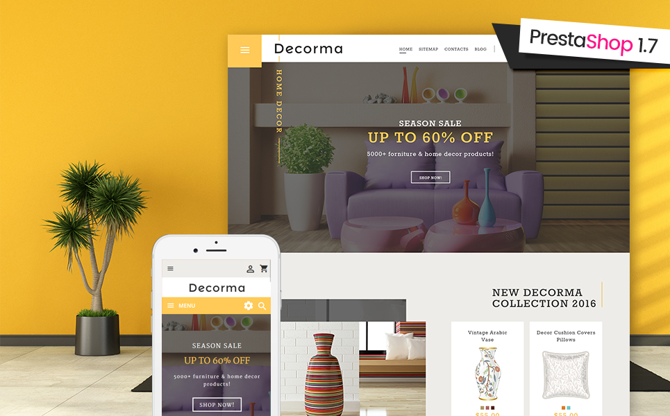 Decorma (theme for PrestaShop) Item Picture