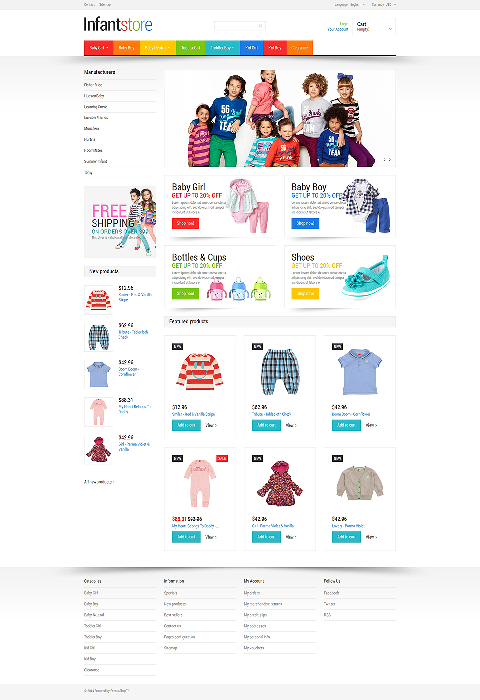 Everything for Infants Shop