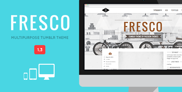 FRESCO (Tumblr theme) Item Picture