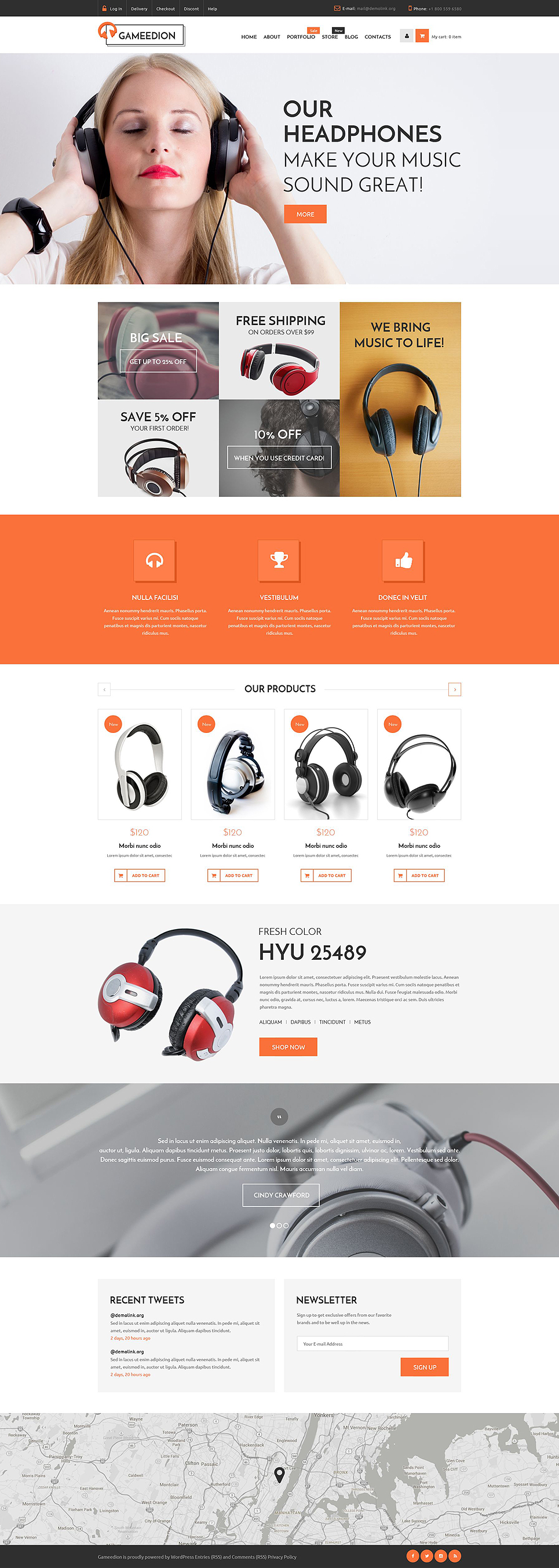 Gameedion (template for WooCommerce) Item Picture