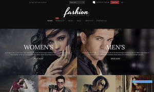 Fashion Online Store
