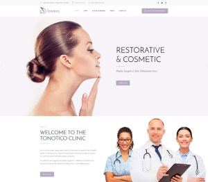 best wordpress themes plastic surgeons cosmetic surgery websites feature