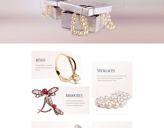 best shopify themes jewelry watches feature