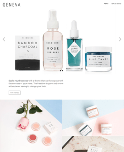 best bigcommerce themes makeup cosmetics beauty products feature