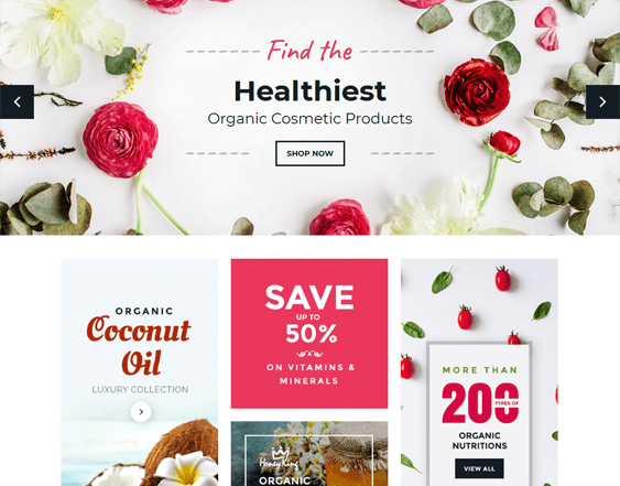 best shopify themes selling cosmetics makeup beauty products perfumes feature