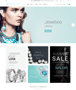 best opencart themes for selling jewelry watches feature