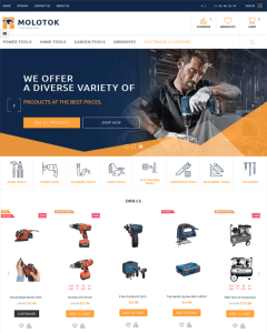 best prestashop themes tool hardware diy home improvement stores feature