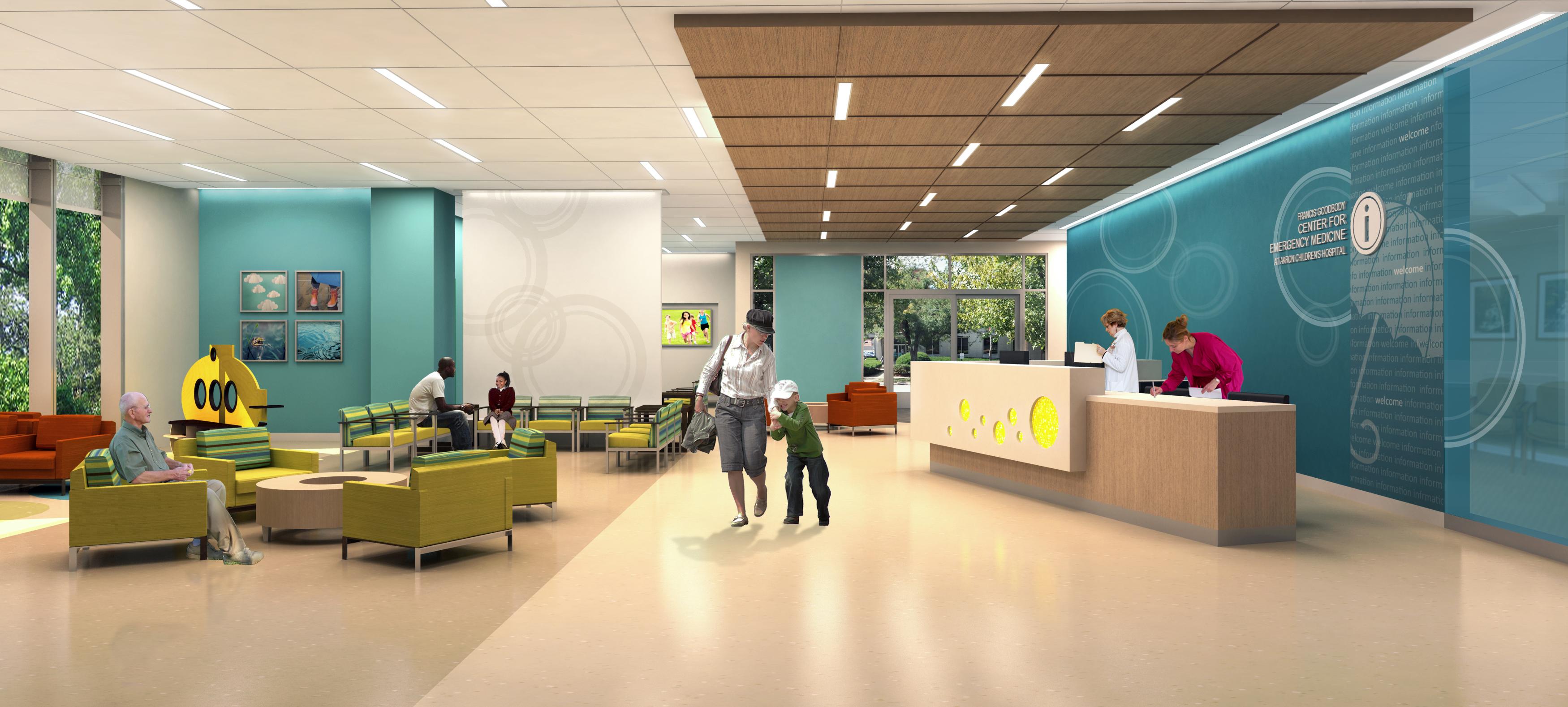 New Building Interiors Focus On The Backyard Theme