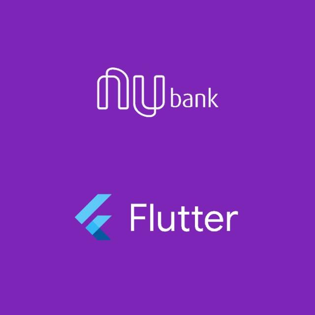 Nubank + Flutter