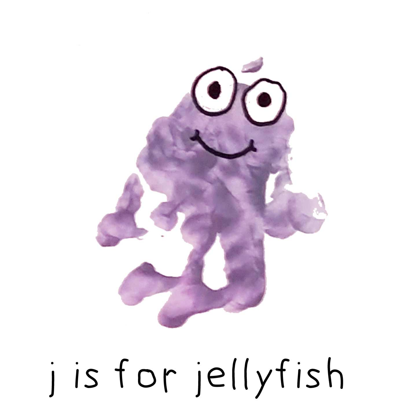 J Is For Jelly Fish