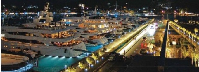 Port De La Mer - Jumeirah - night