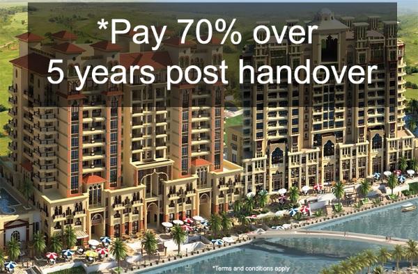 Canal Residence West - Dubai Sports City