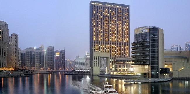 Marina Plaza - Dubai offices - retail