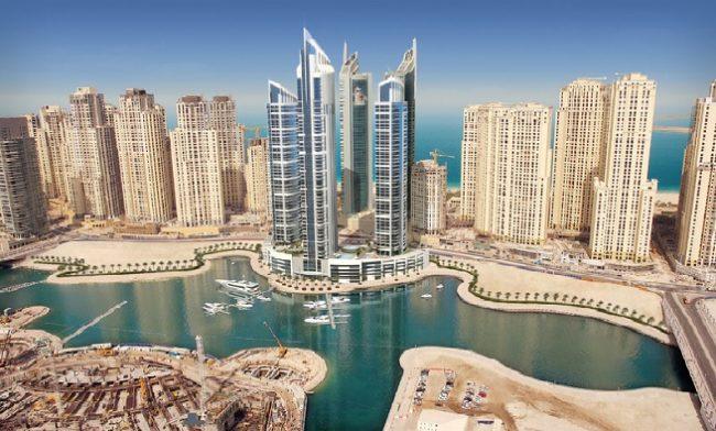 Bay Central Towers Dubai Marina