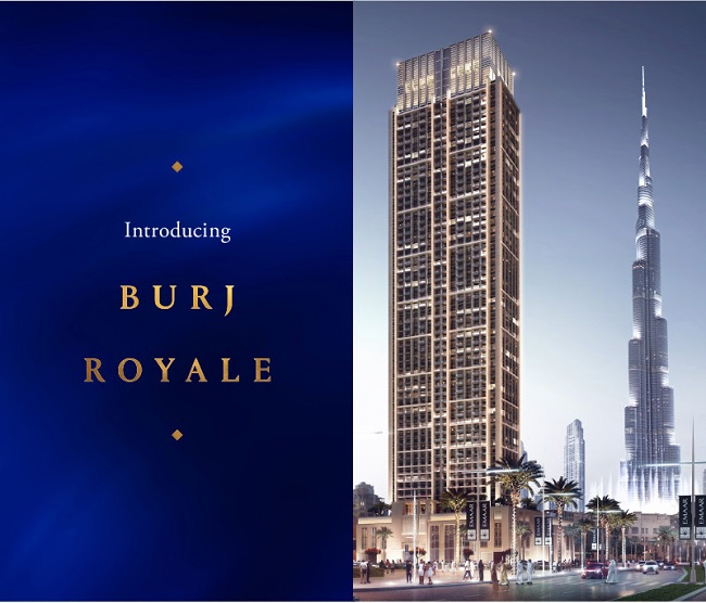 Burj Royale by Emaar