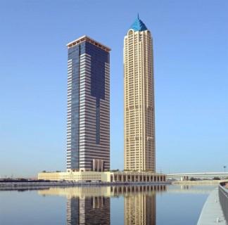 Chucrhill Tower Business Bay Dubai