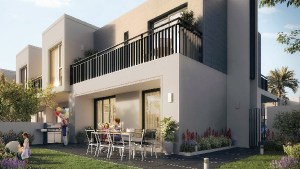 Expo Golf Villas in Parkside by Emaar