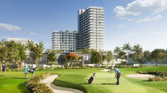 Golf Suites at Dubai Hills by Emaar