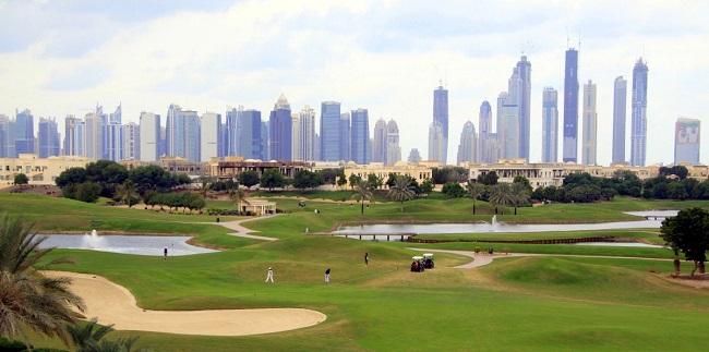 Hattan The Lake - Emaar Dubai - Community Park