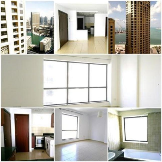 JBR Rimal Tower Apartment for Rent