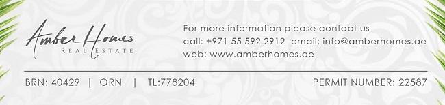 Serena and La Quinta Villas by Dubai Properties - Amber Homes Logo