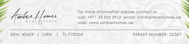Serena and La Quinta Villas by Dubai Properties - Amber Homes Logo