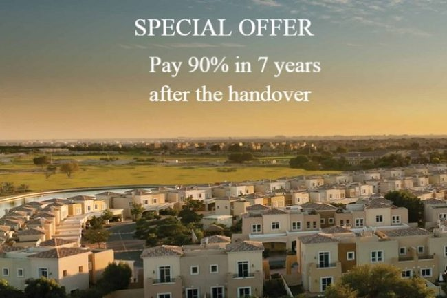 Arabian Ranches Special Offer