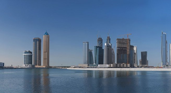 Business Bay - Dubai - Churchill Towers - Apartments